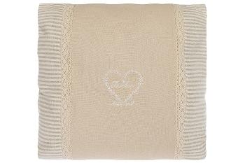 "romantic cushion ""Bonheur big"""