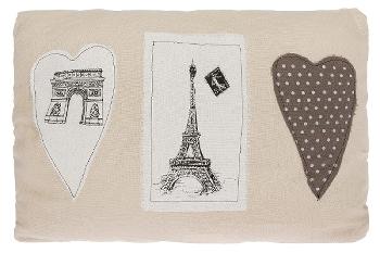 """Paris cushion """"Paris Love"""""""