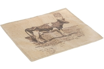 """placemats """"Cow"""""""