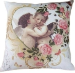 "cushion ""Angels"""