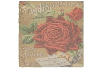 """cushion """"Jubilee Roses"""""""