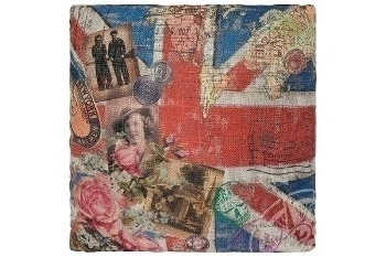 """cushion """"Union Jack"""""""