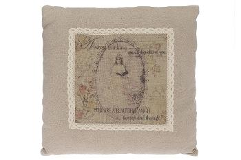 "cushion ""Beautiful Angel"""