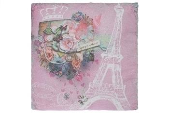 """cushion """"Spring in Paris"""""""