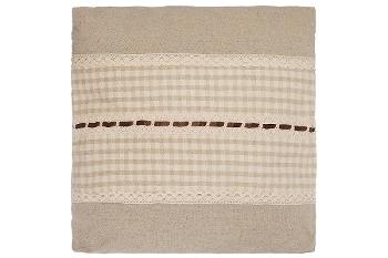 "cushion ""Plaid Esther"""