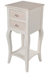 "telephone table ""Mariella"" with 2 drawers"