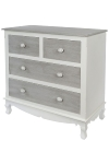 "side board ""Roma"", with 4 drawers - FSC"