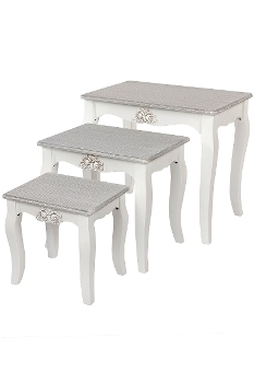 "side table ""Roma"", set of 3"