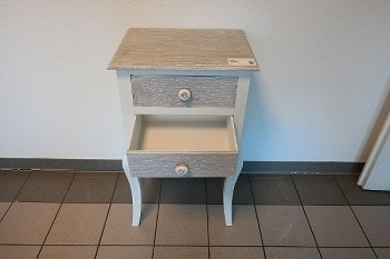 """telephone table """"Roma"""", with 2 drawers"""
