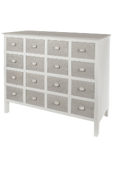"""apothecary side board """"Roma"""" 16 drawers- FSC"""