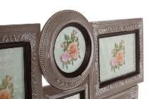 "MDF Family photoframe ""Edda"", beige antique"