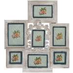 "MDF Family photoframe ""Jara"", beige antique"