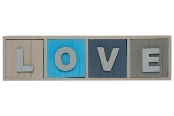 """mini side board LOVE """"Finja"""""""