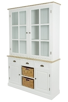 """sideboard """"Toscana"""", with glass doors"""