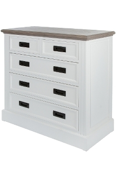 "sideboard ""Rita"", with 5 drawers"