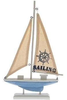 """sailing boat """"Victor"""", small"""