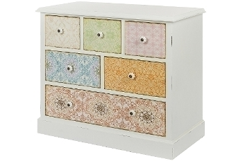 """side board """"Paisley"""", with 6 drawers - FSC"""