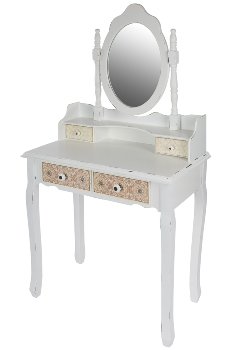 "dressing table ""Paisley"", with 2 drawers"