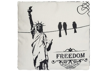 """cushion with filling """"Freedom"""""""