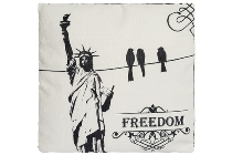 "cushion with filling ""Freedom"""