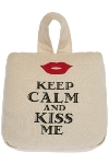 "Türstopper ""Keep Calm and Kiss"""