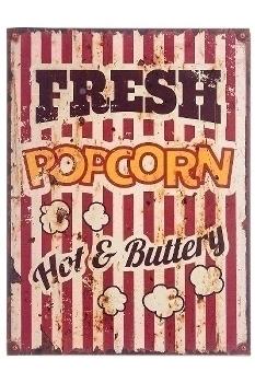"wooden plate ""Popcorn"""