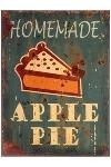 """metal plate """"Apple pie"""""""