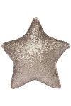 "star sepuin cushion ""Sparkle"""