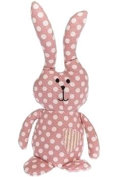 """doorstopper bunny """"Lea"""", pink"""