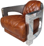 Miami Leather Armchair
