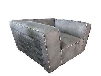 Las Vegas Leather Armchair