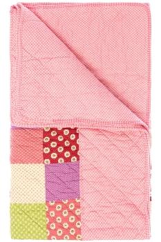 "patchwork cover ""Francesca II"""
