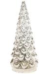 Beleuchteter LED Weihnachtsbaum, für 3 x AA