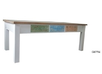 """dining table """"Adlon"""", with drawers"""