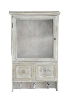 "wallshelf ""Otto"", with 2 drawers"