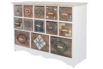 "Side board with 12 drawers ""Maxim"" - FSC"