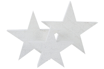 "Decoration Stars ""Rudolph"""