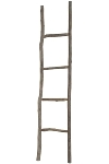 "Decoration wooden ladder ""Leida"""