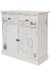 "sideboard ""Leila"", with 2 doors / 2 drawers"