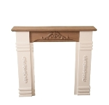 "Fire Place Decoration ""Rocco"""