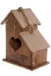 "Wooden Birdhouse ""Amira"""