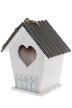 "Wooden Birdhouse ""Kiki"""