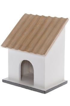 "Wooden Birdhouse ""Ayla"""