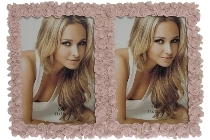 "double picture frame  ""Alia II"""