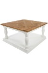 "coffee table ""Colonial"""