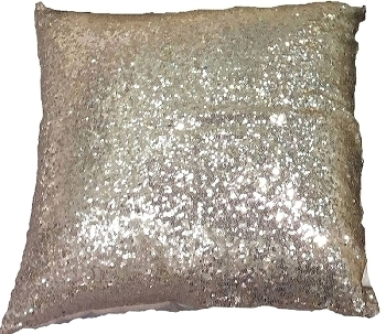 """cushion with filling """"Glitter"""""""
