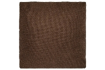 "cushion with filling ""Standard"", brown"