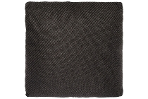 "cushion with filling ""Standard"", darkgrey"