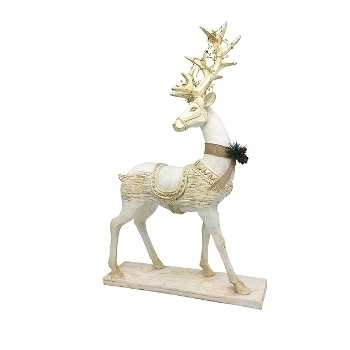 Deer decoration (FIX horn)