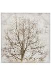 """Bild """"Treesamo"""" Golddruck Baum A 80/80"""